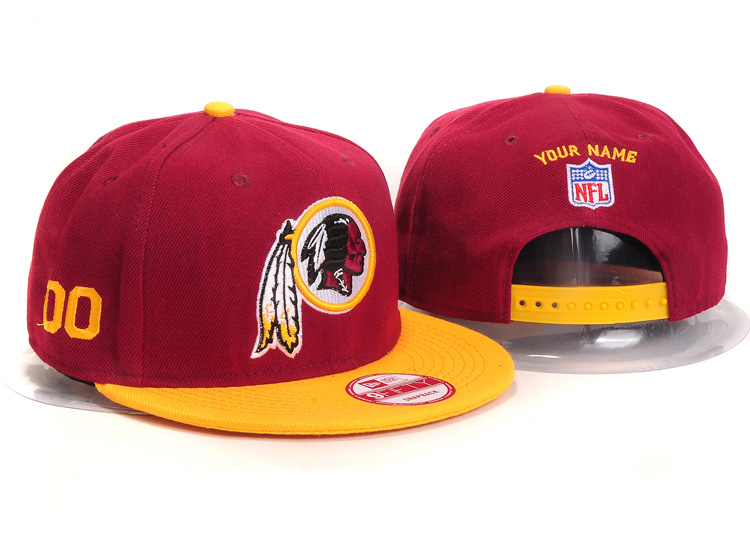 Washington Redskins NFL Customized Hat YS 106